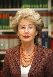 Angelika Neuwirth, head of the project corpus coranicum
