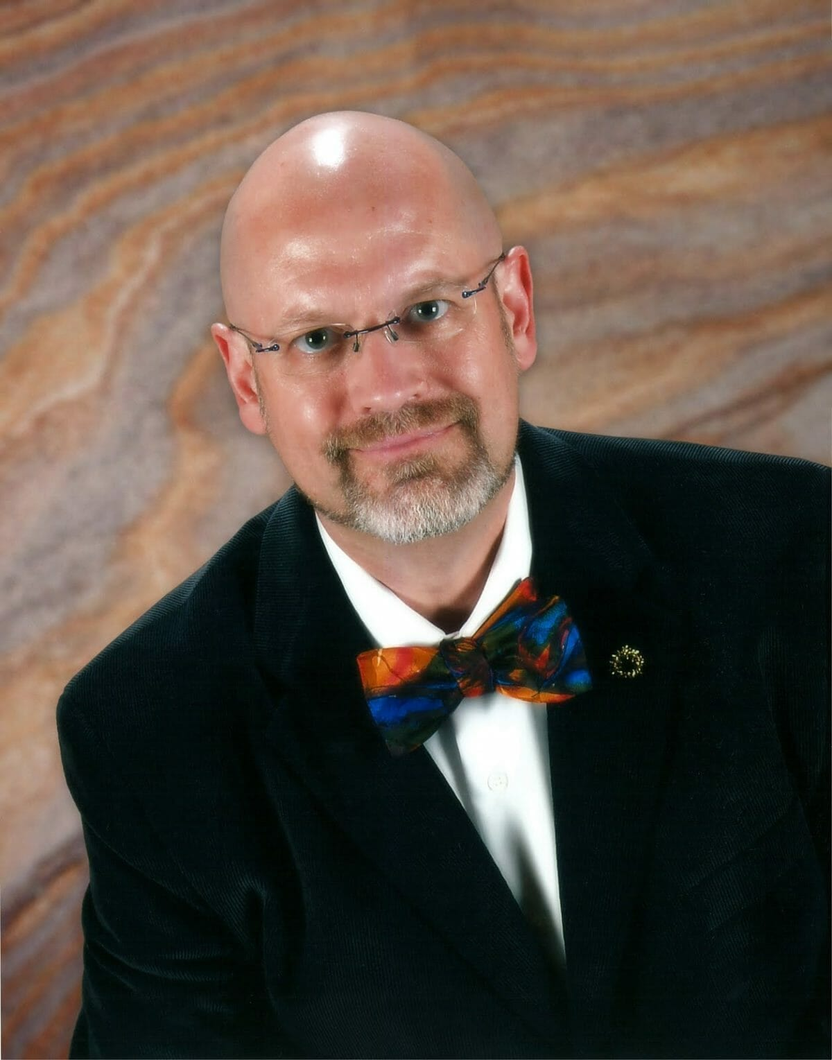 Picture of Christian apologist, James White.