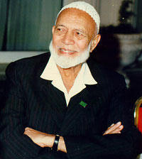 Picture of Ahmed Deedat