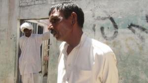 Bashir Massi, a Pakistani Christian