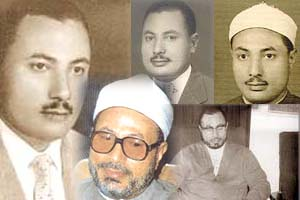 Pictures of Sheikh Yousuf Al-Qaradhawi