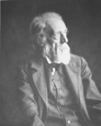 Theodor Nöldeke, German orientalist