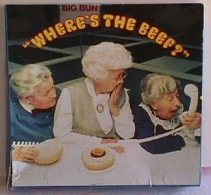 Wheres the beef?